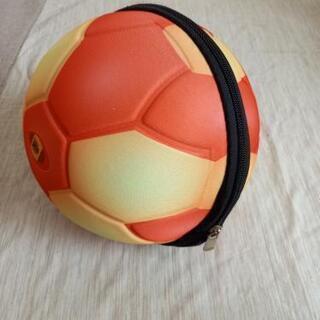 【未使用】サッカーボールがカバンに!?