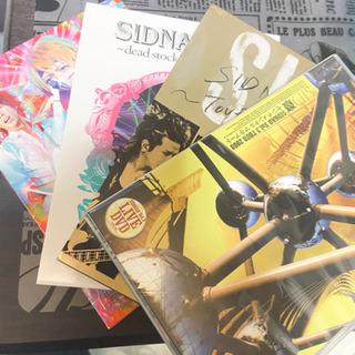 【ネット決済】シドのライブDVD :1本 1,000〜1,200円