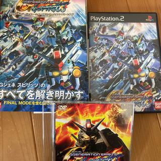 【PS2】SDガンダム GGENERATION SPIRITS