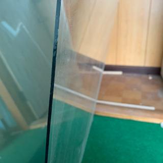 【ネット決済】板ガラス、サッシから外した物