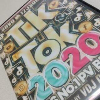 TikTok洋楽DVD
