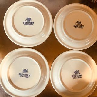 サントリー 小皿 4枚SET
