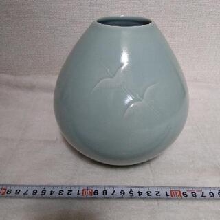 清水焼き 花瓶