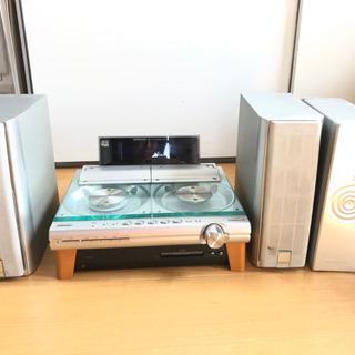 【ネット決済】CD コピー機能付きCD プレイヤー