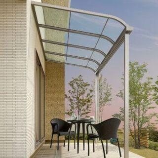 (取引中)カーポート テラス屋根 ガーデン屋根 サッシ ベランダ...