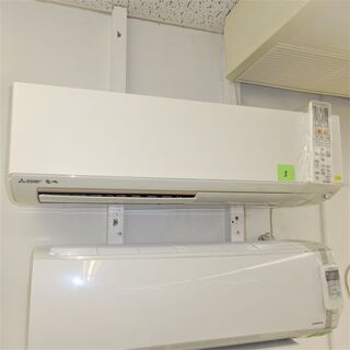 USED 三菱 2.2kw 冷暖エアコン MSZ-L225-W