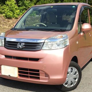 《車両交換も応談》かわいいピンク色の平成22年式ライフです…