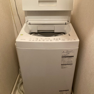 (値下げ)TOSHIBA 東芝 洗濯機 AW-8D6W  …