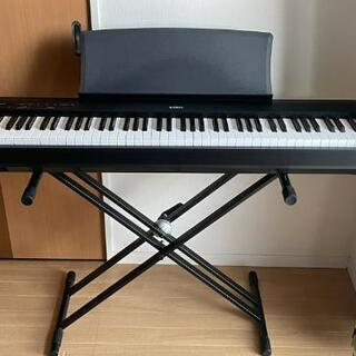 KAWAI 電子ピアノ ES110 ブラック