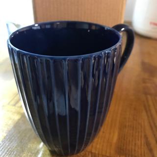 【お値下げ】【未使用】【新品】ペアマグカップ ブルー 2個で200円 - 杉並区