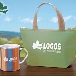 LOGOS マグカップ&保冷バックセット