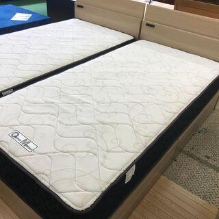 【愛品館八千代店】東京ベッド シングルベッド ②【愛八BD】