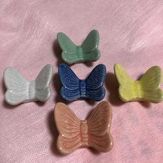蝶ちょの箸置き