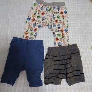 男の子用子供服サイズ90
