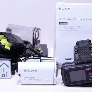 【苫小牧バナナ】SONY HDR-AS100V RM-LVR1 ...