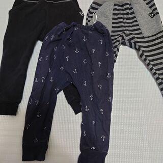 男の子用子供服サイズ80