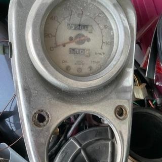 マグナ250 メーター
