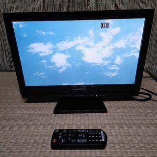 ピクセラ16型テレビです。(2台目)。