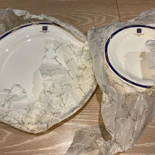 未使用 大皿小皿