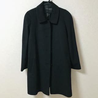 黒色コート