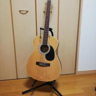 アコースティックギター  ケース スタンド チューナー