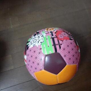 鬼滅の刃 サッカーボール ネズコ