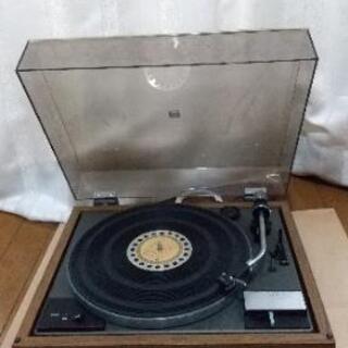 SONY レコードステレオ  PS-202  ジャンク