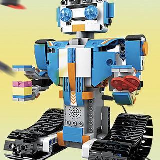 【新品】ラジコンロボット/ブロックロボット