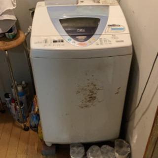 0円 洗濯機 TOSHIBA