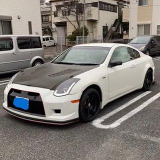【ネット決済・配送可】日産 スカイライン 350GT プレミアム...