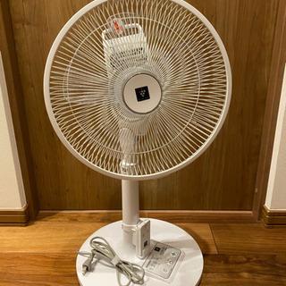【訳あり 早い者勝ち】SHARP 扇風機 リモコン付き