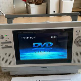ポータブル防水DVDプレーヤー