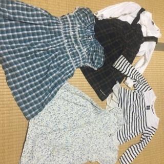 女の子 春夏子供服 110〜120センチ