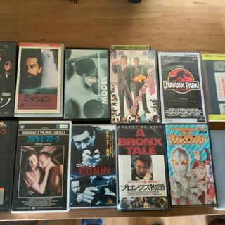 ビデオテープ12巻