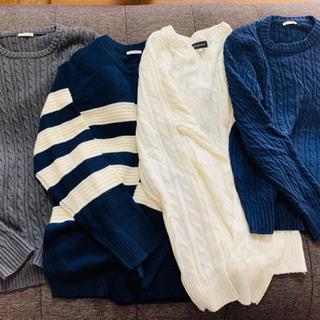 ⦅取引成立⦆GU Mサイズ セーター