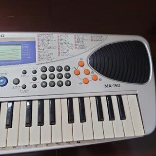 カシオ キーボード MA-150 - 楽器