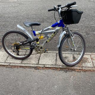 子供用自転車 22インチ 中古