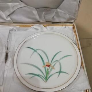 新品 香蘭社 小皿 5枚セット