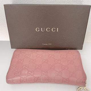🌸大幅お値下げしました🌸GUCCI長財布