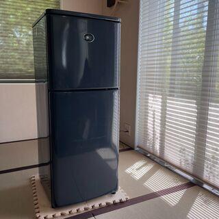 シャープ2ドア107ℓ冷蔵庫(幅450x奥行522x高さ1…
