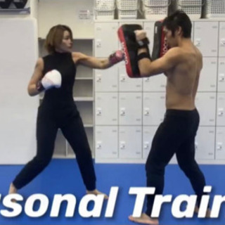 【パーソナルトレーニング】筋トレorキックボクシング!夏に向けて...