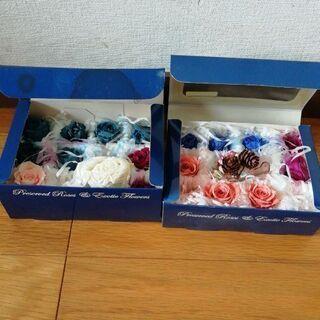 無料★バラ プリザーブドフラワーの花材