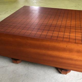 【ネット決済】囲碁台お売りします。