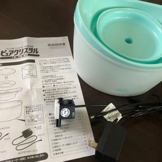 犬用フィルター式給水器