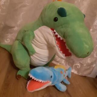 最終値下げ 恐竜時代スター! ゴルゴサウルス モササウルス