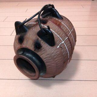 ◆取引条件有り◆【昭和中期・実用・インテリア】豚の蚊遣り …