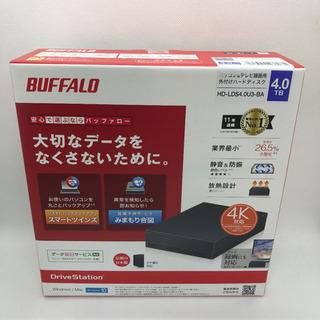 送料無料  HD-NRLD4.0U3-BA 外付けハードディスク...