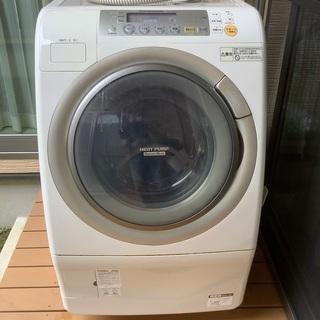 【ネット決済・配送可】Panasonic洗濯機