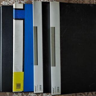 A3クリアファイル5冊セット(作品入れやスクラップブックにどうぞ)