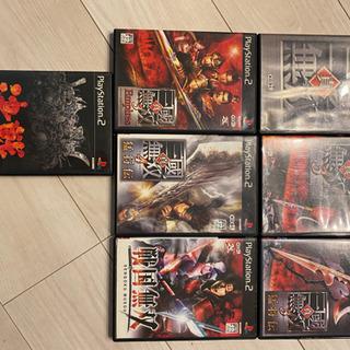 PS2ソフト【無双系】